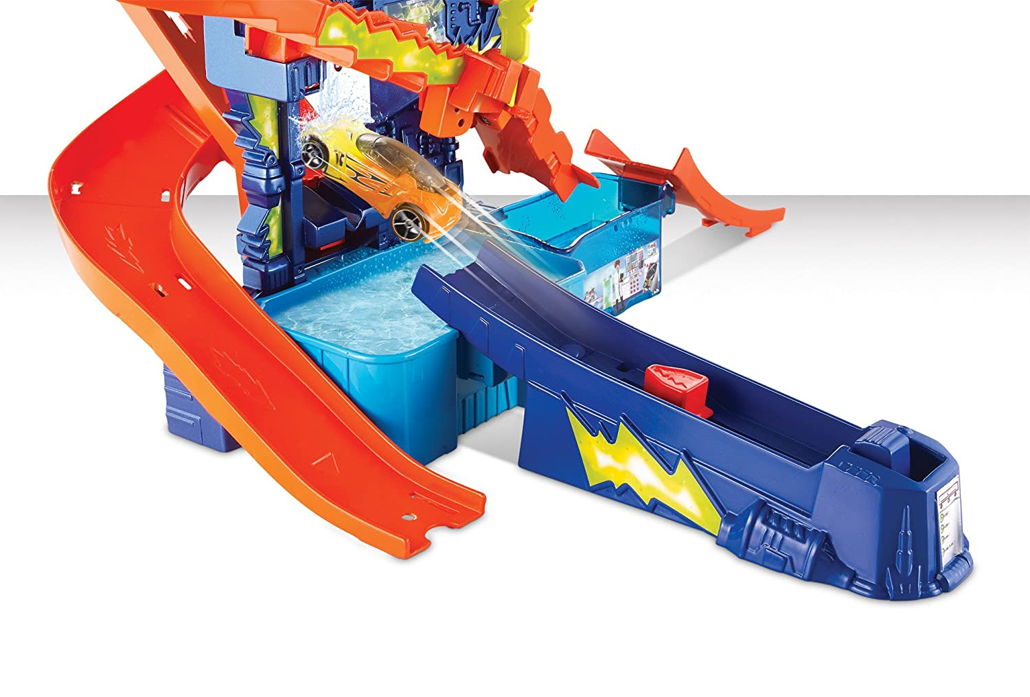 Online color wheel games - Buy Hot Wheels Shifters Color Splash Science Lab Playset Multi Color Online At Low Prices In India Amazon In