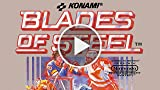 CGRundertow BLADES OF STEEL for NES Video Game Review