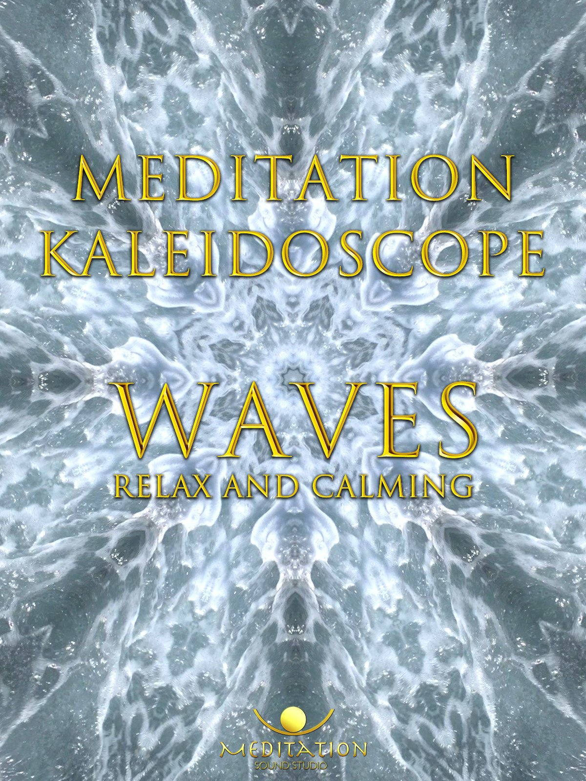 Meditation Kaleidoscope Waves Relax and Calming on Amazon Prime Instant Video UK