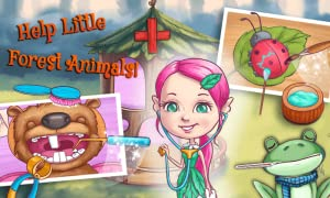 Fairy Sisters 2 - Magical Forest Adventures & Animal Care by TutoTOONS