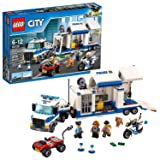 City Police Mobile Command Center 60139 Building Toy (Color: Limited Edition)