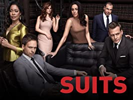 Suits OmU - Staffel 4