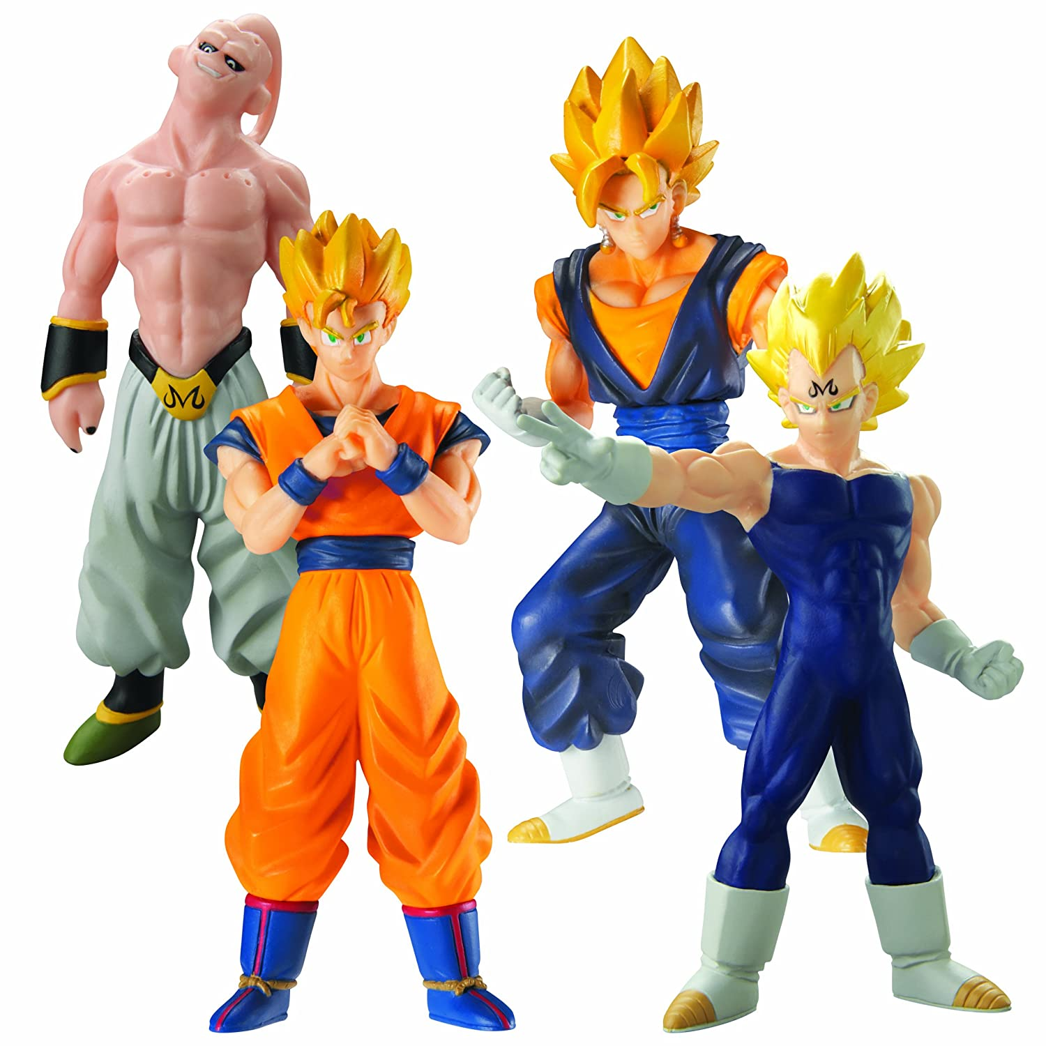 figurine dragon ball z de bandai. Black Bedroom Furniture Sets. Home Design Ideas