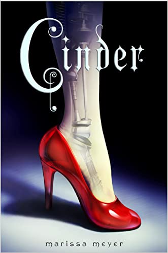 Cinder: Book One in the Lunar Chronicles (The Lunar Chronichles) written by Marissa Meyer