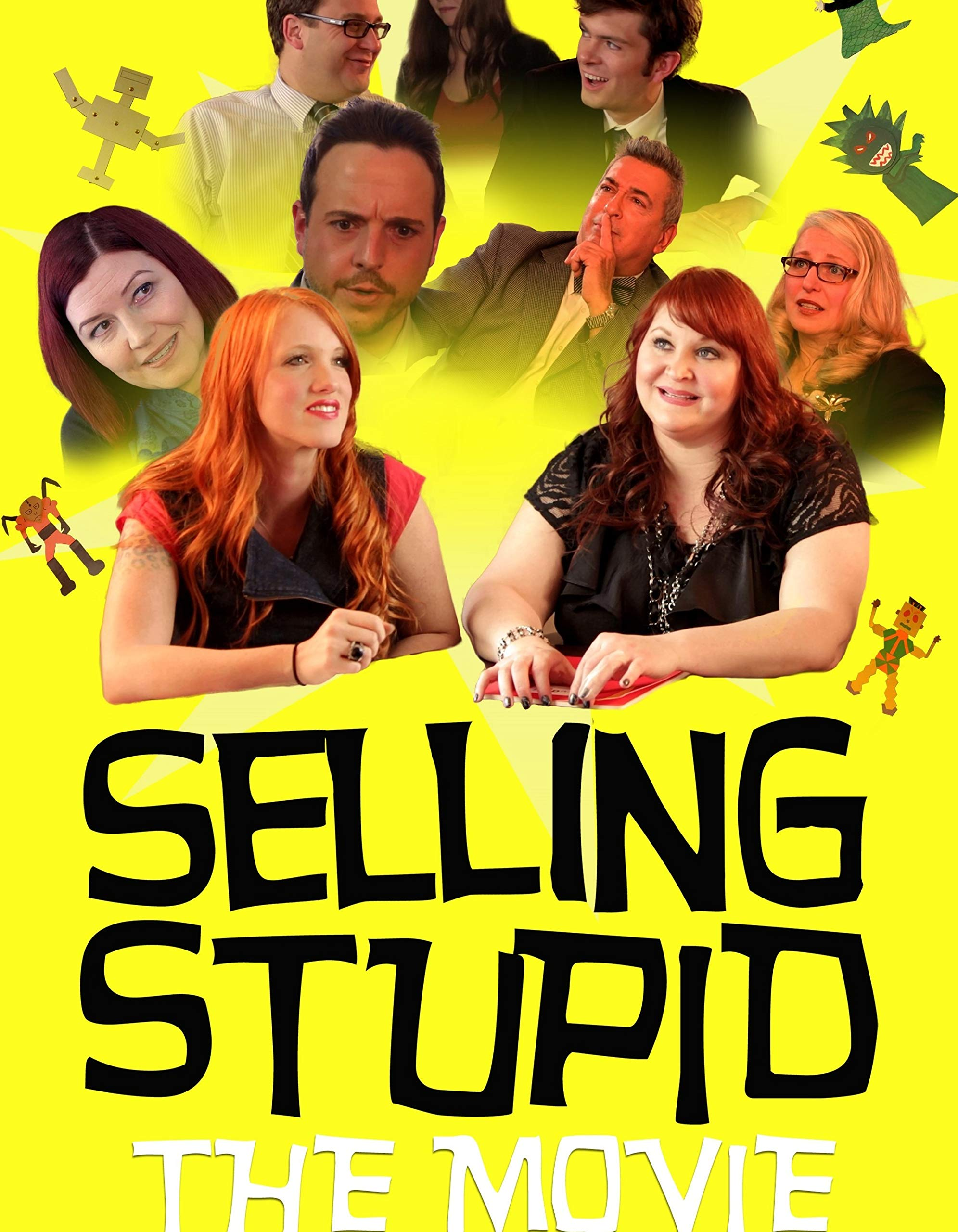Selling Stupid on Amazon Prime Instant Video UK