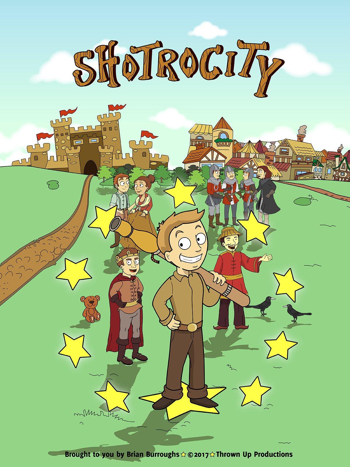 Shotrocity on Amazon Prime Video UK