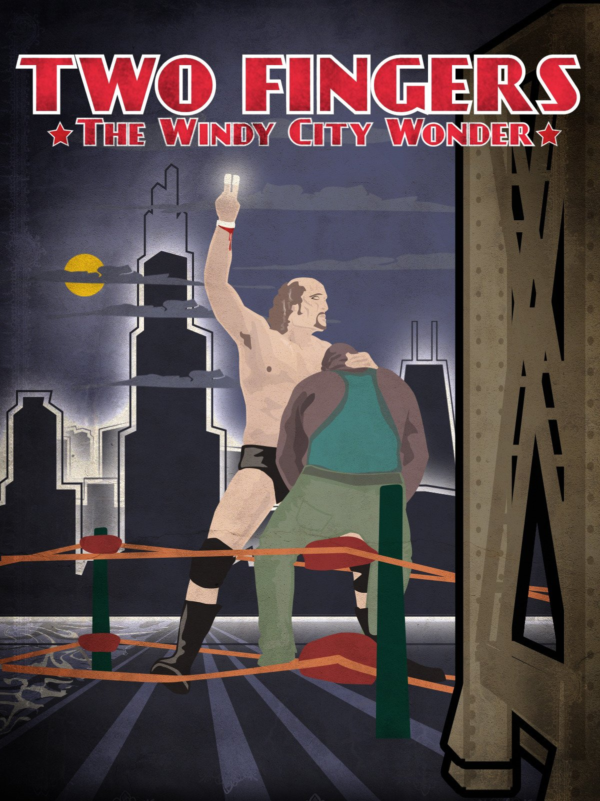 Two Fingers: The Windy City Wonder on Amazon Prime Instant Video UK