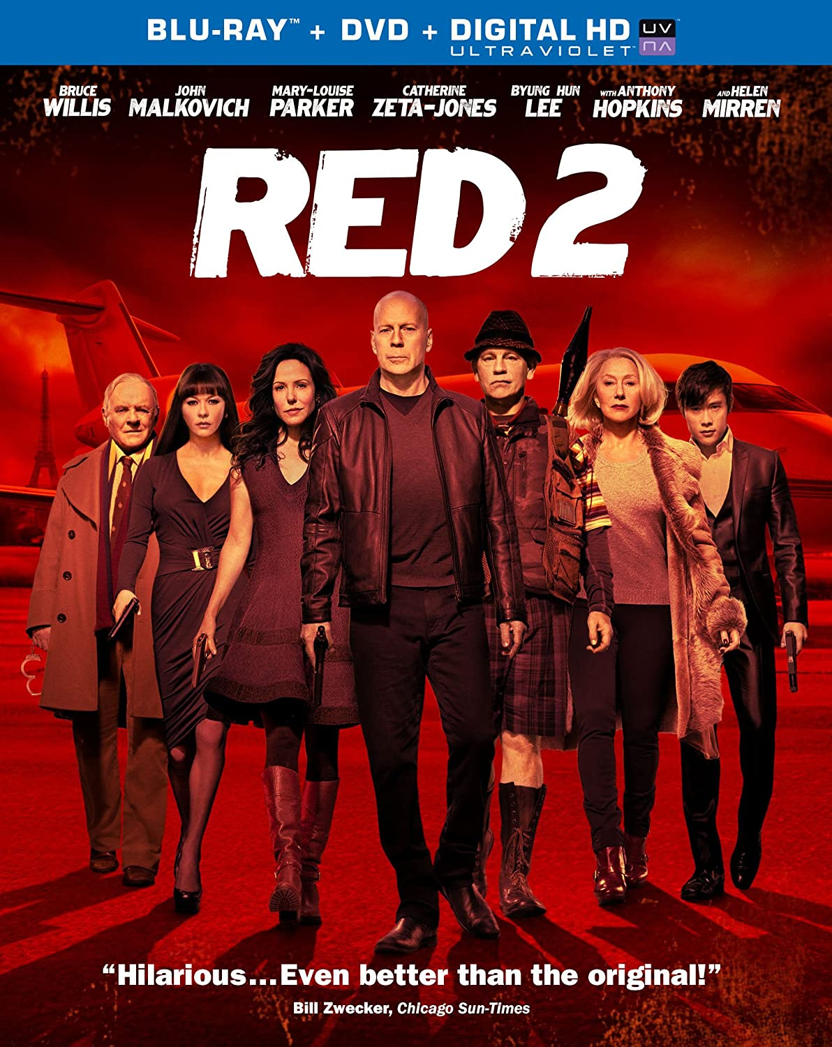Amazon.com: <b>Red 2</b> [Blu-ray, DVD, Digital HD]: Bruce Willis <b>...</b>