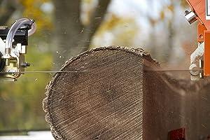 Wood-Mizer 144 SilverTip Sawmill Blades Turbo 7° x 0.042'' x 1.25'' x - Box of 5