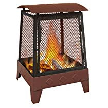 Image of Sturdy Steel Fire Pit