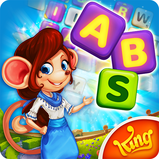 AlphaBetty Saga android game