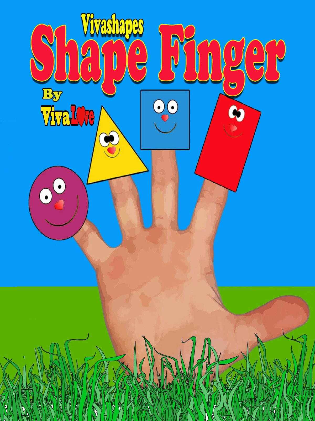 Vivashapes Shape finger.