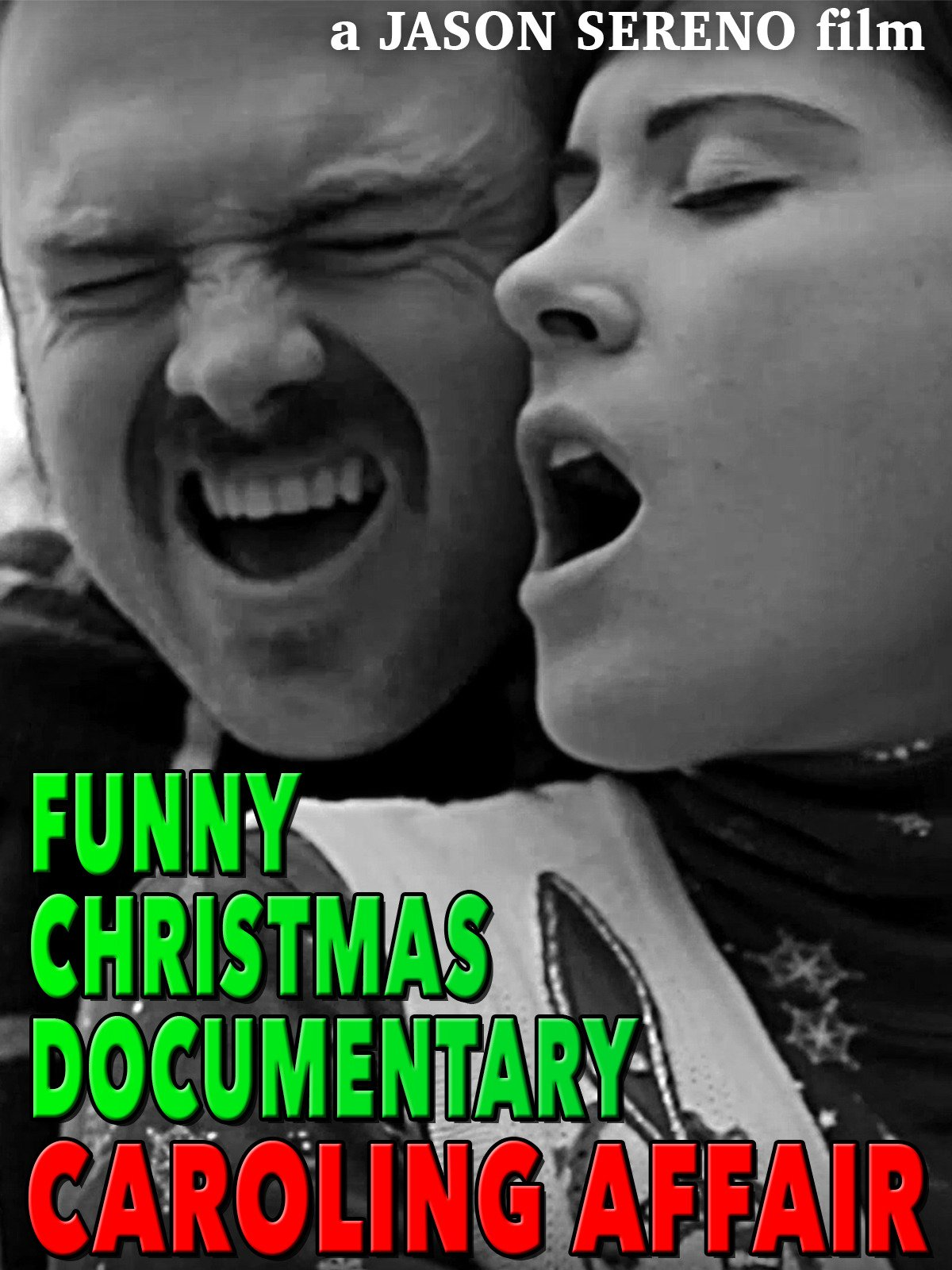 Funny Christmas Documentary: Caroling Affair