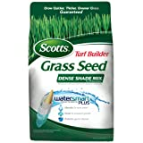 Scotts Turf Builder Grass Seed - Dense Shade Mix for Tall Fescue Lawns, 3-Pound (Tamaño: 3-Pound)