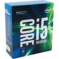 Intel Core i5-7600K 3.8 GHz QuadCore 6 MB Cache CPU (Black)