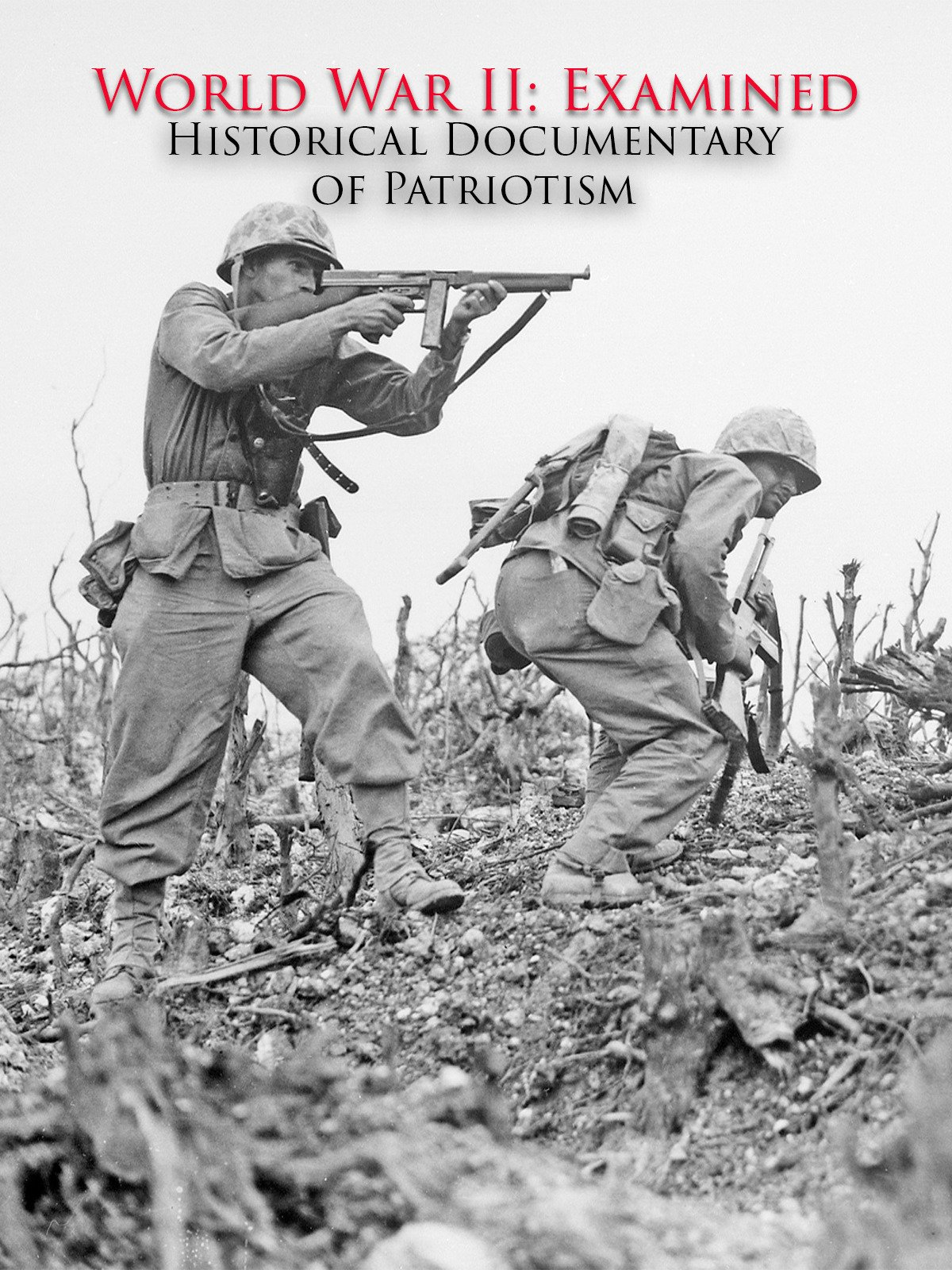 Clip: World War II: Examined Historical Documentary of Patriotism