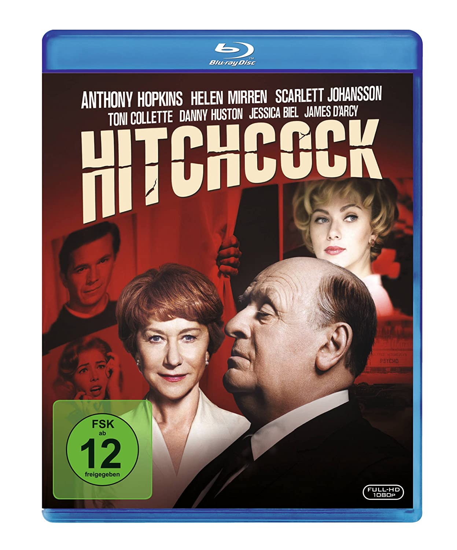 Hitchcock [Blu-ray] 7,97€ statt 11,99€