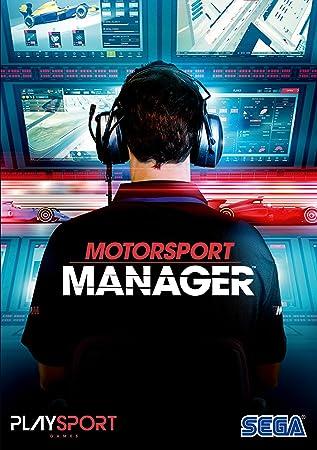 Motorsport Manager [Online Game Code]
