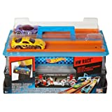 Hot Wheels Race Case Track Set (Tamaño: 1)