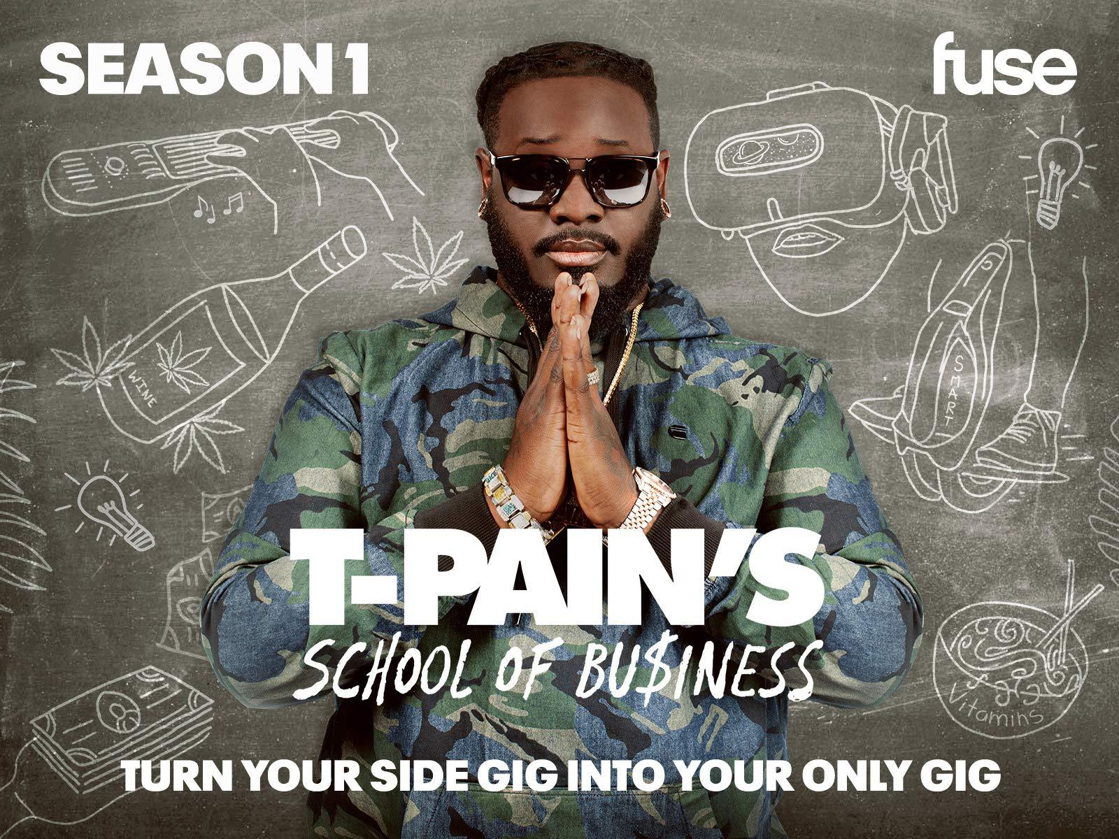 T-Pain's School of Business on Amazon Prime Video UK