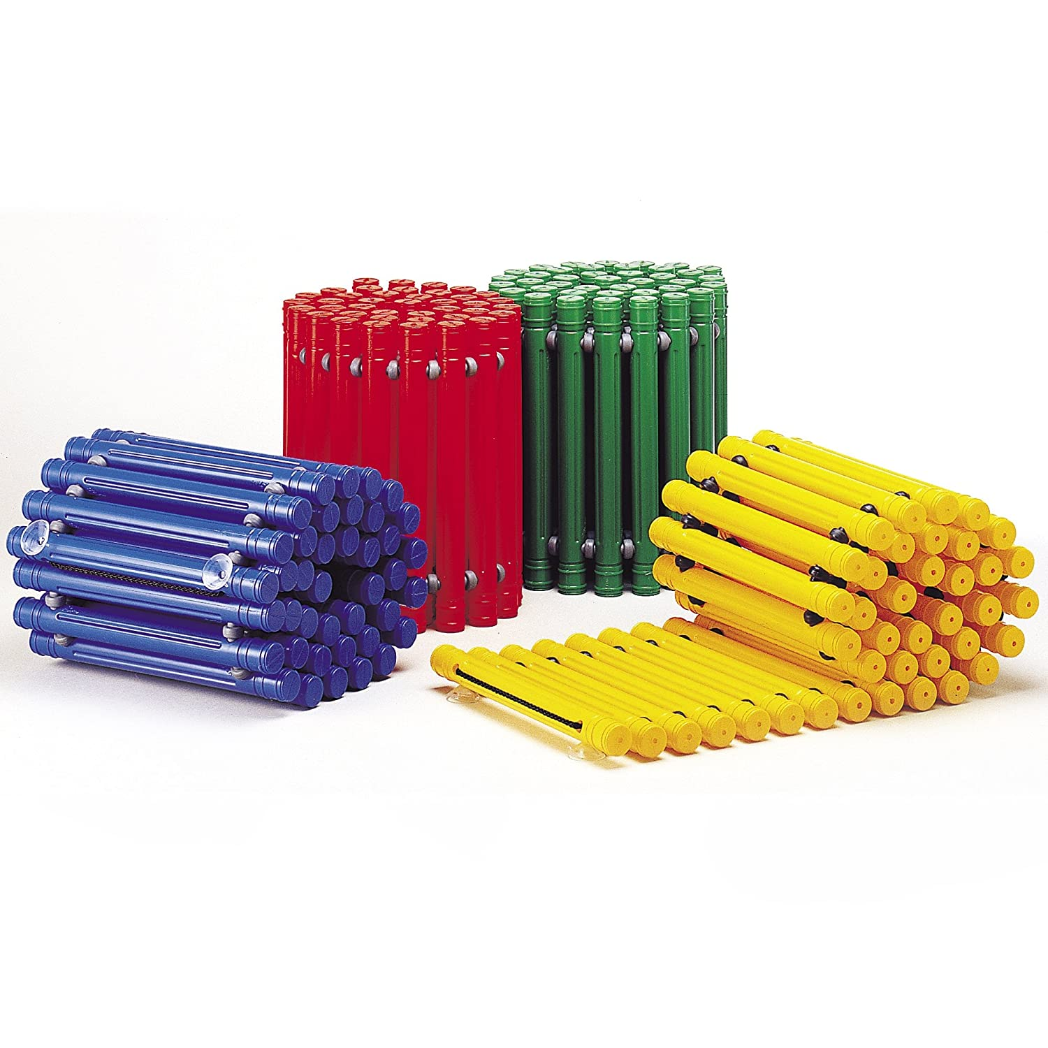 Weplay Balancierpfad Sprossenmatte, bunt 4er Set