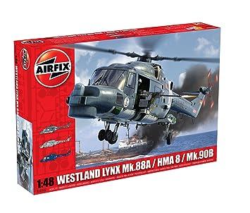 Airfix - A10107 - Maquette - Westland Lynx Navy Hama8 Super Lynx