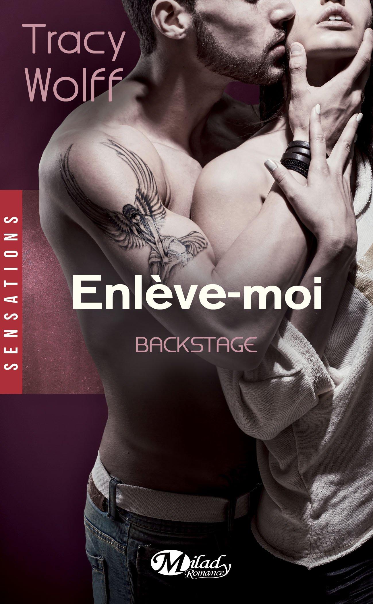 Backstage, Tome 2 : Enlève-moi 81lqn8ILksL