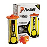 Paslode 816007 Universal Short Yellow Trim Fuel, 2 Count (Color: Yellow)