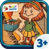 Aufr�umen mit Anne - Holz Puzzle (Kinderpuzzle) von Happy Touch Kinderspiele �