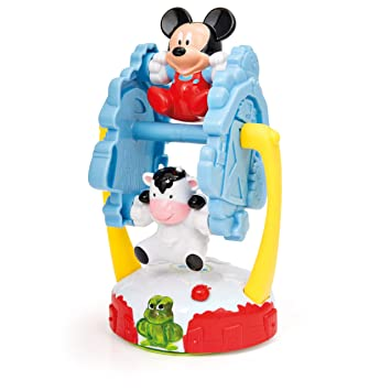 Clementoni Mickey Spinning Table Activity