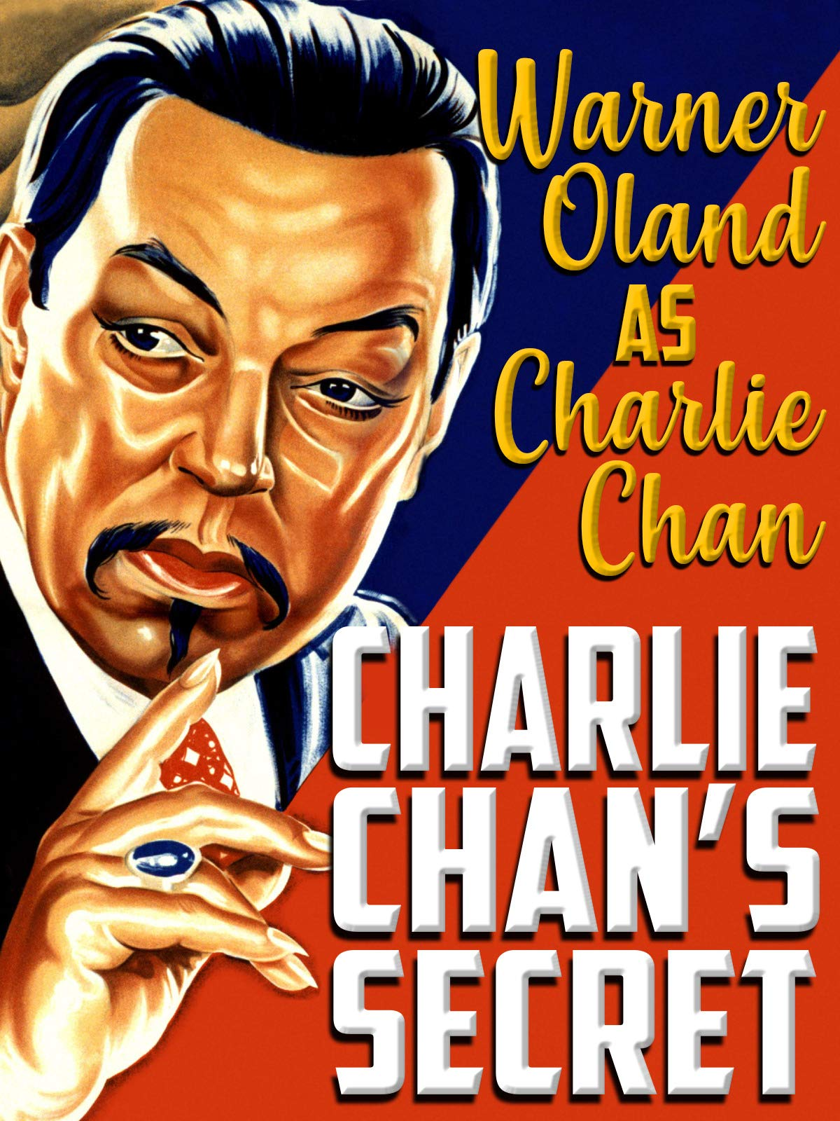 Charlie Chan's Secret - Warner Oland as Charile Chan