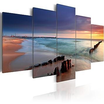 s impression sur toile 100x50 cm cm 5 parties image sur toile images. Black Bedroom Furniture Sets. Home Design Ideas