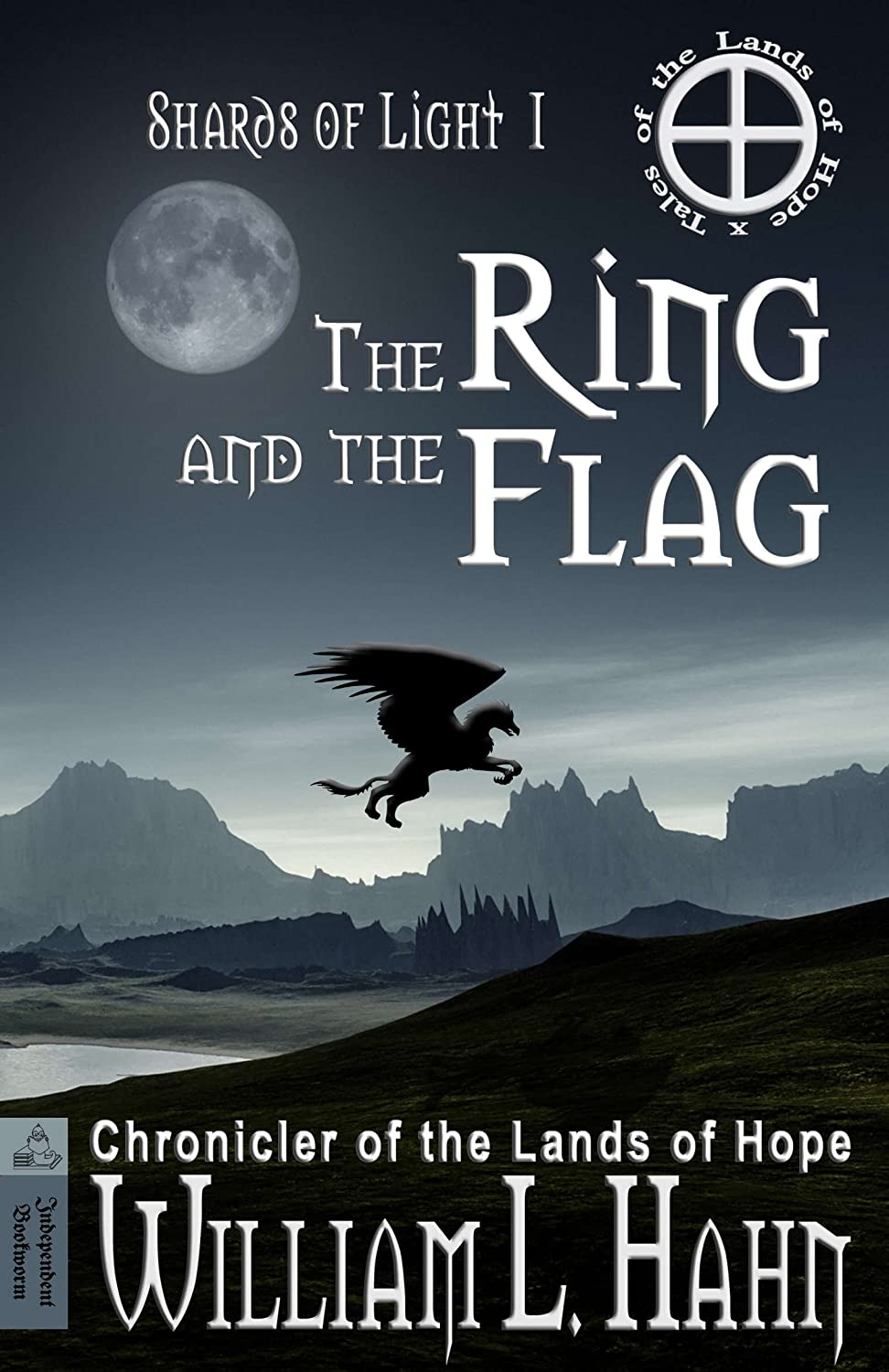 The Ring and the Flag (Shards of Light Book 1) Book Cover