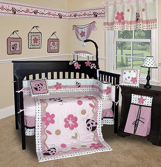 Sisi Ladybug Baby Bedding