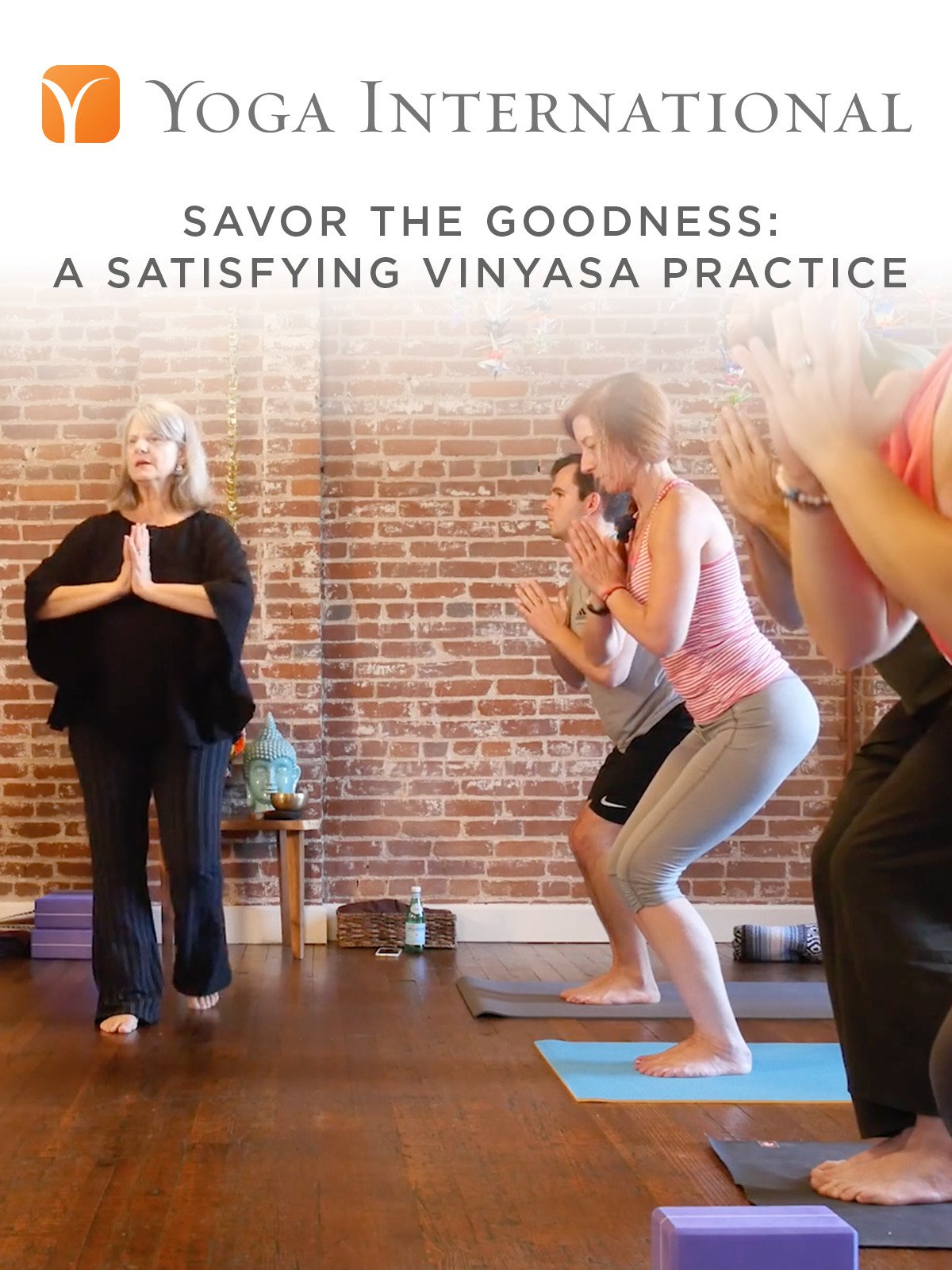 Savor the Goodness: A Satisfying Vinyasa Practice