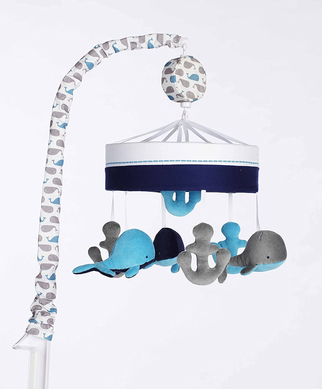 just born musical mobile babies cot crib lullaby animals. Black Bedroom Furniture Sets. Home Design Ideas