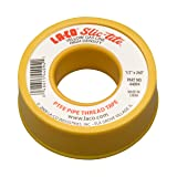 LA-CO 44094 Slic-Tite PTFE Gas Line Pipe Thread Tape, Premium Grade, [260