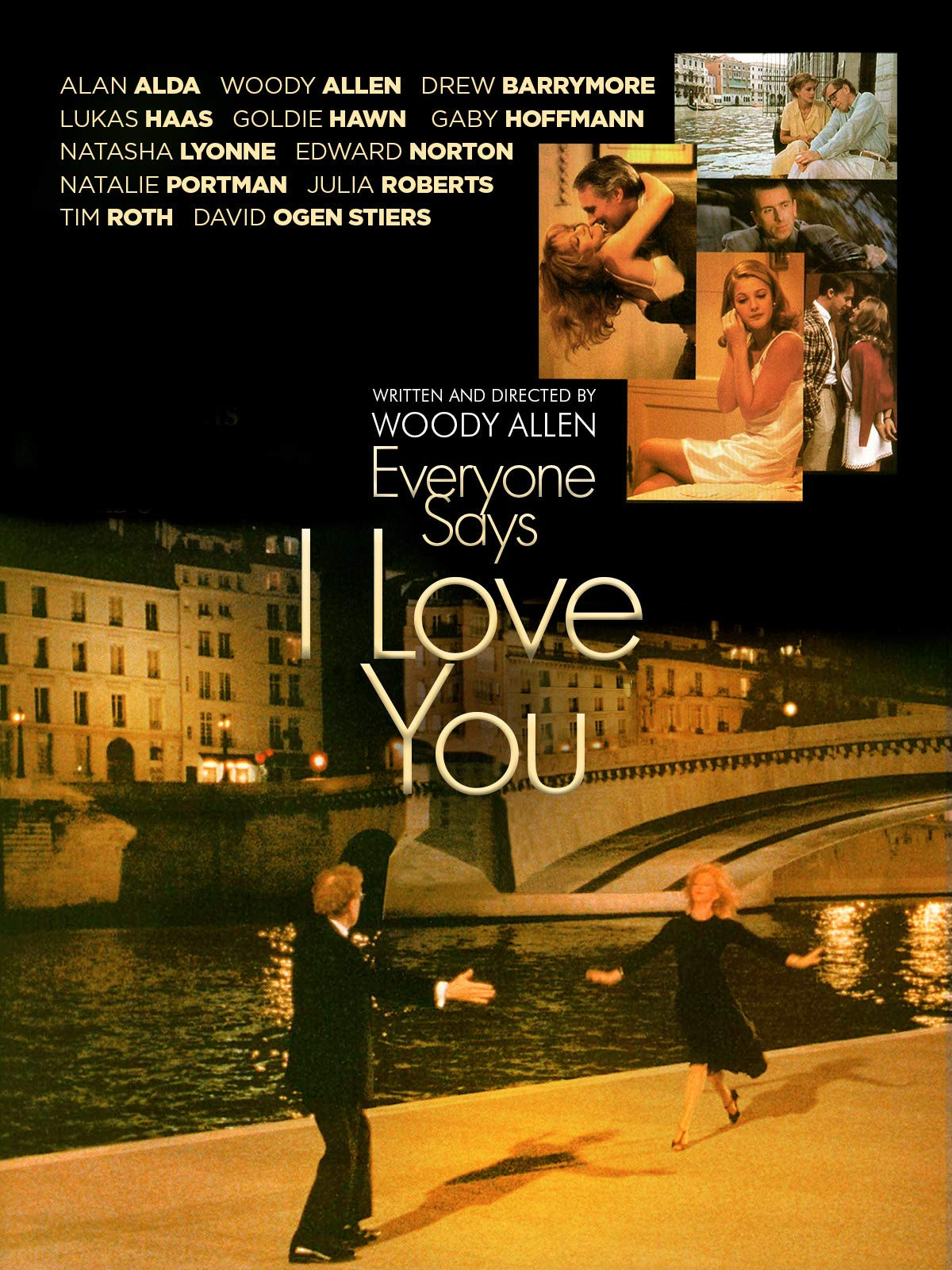 Everyone Says I Love You on Amazon Prime Video UK