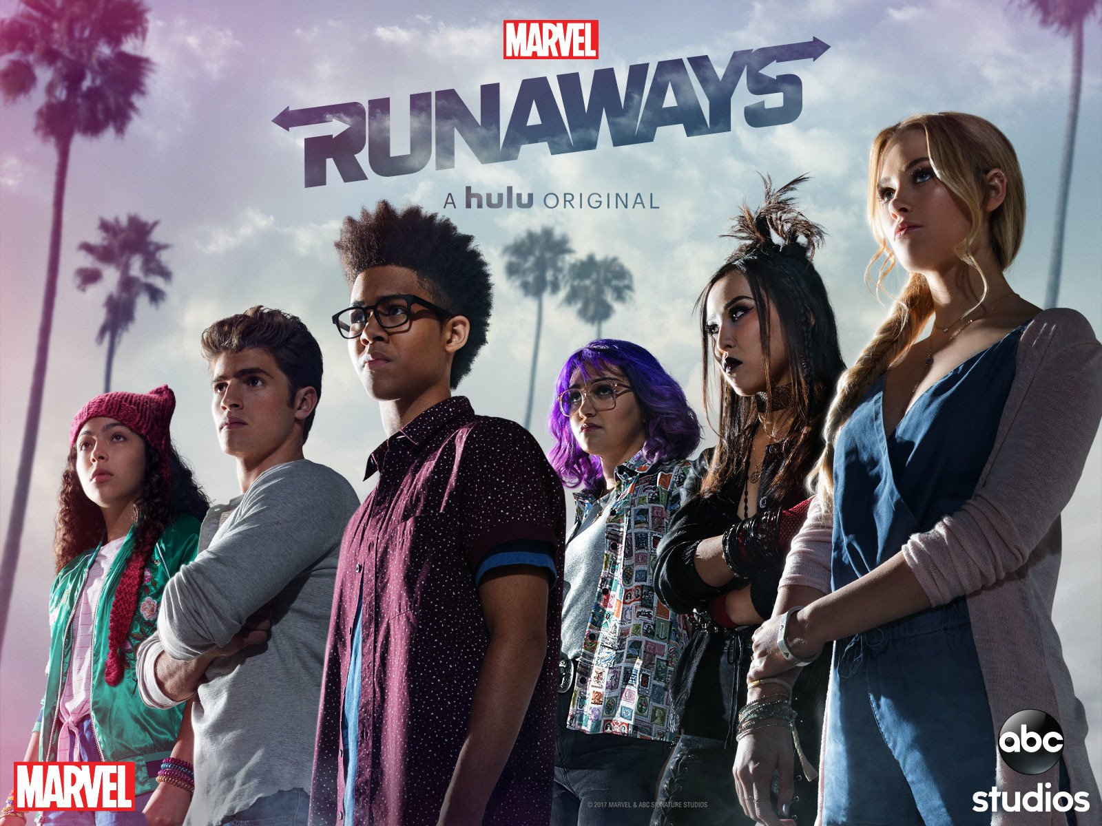 Marvel's Runaways on Amazon Prime Video UK