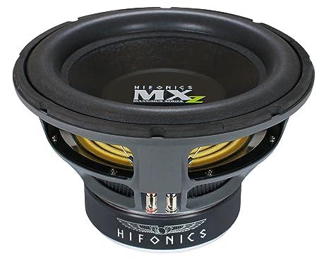 HIFONICS MAXXIMUS-WOOFER MXZ-12D4
