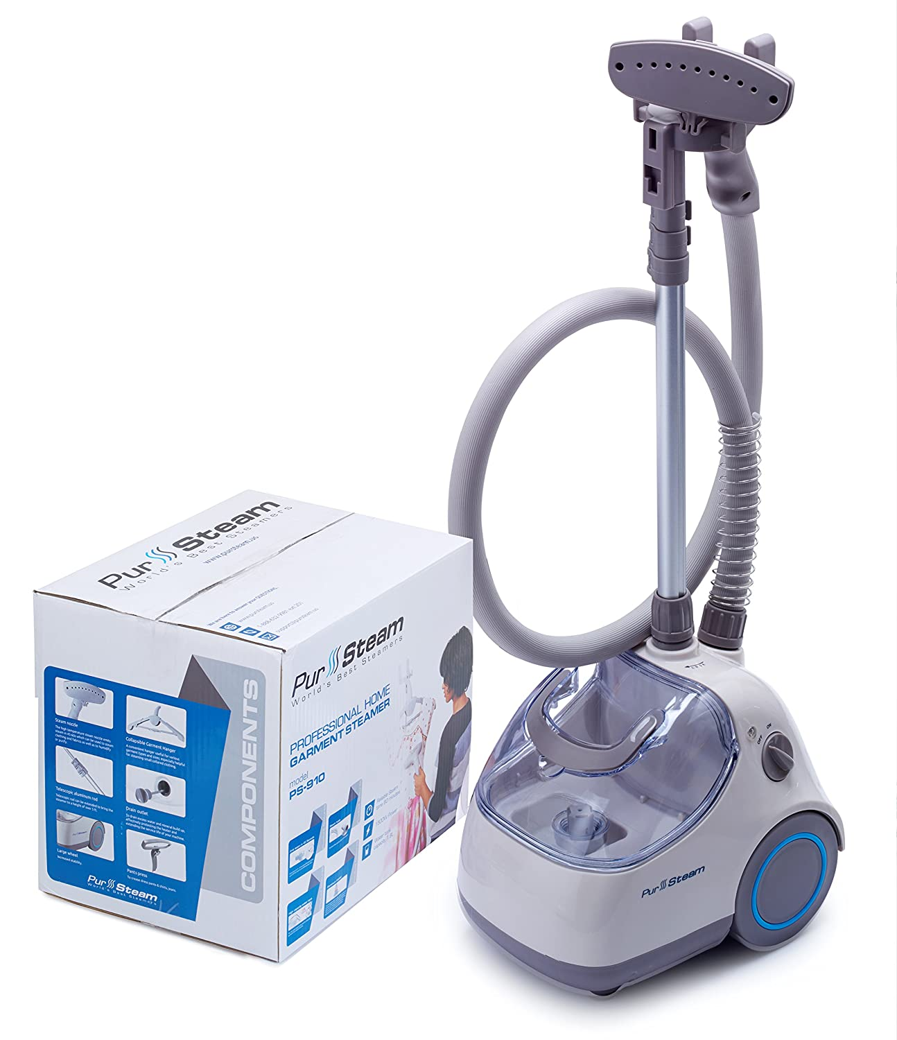 Elite Garment Steamer by PurSteam