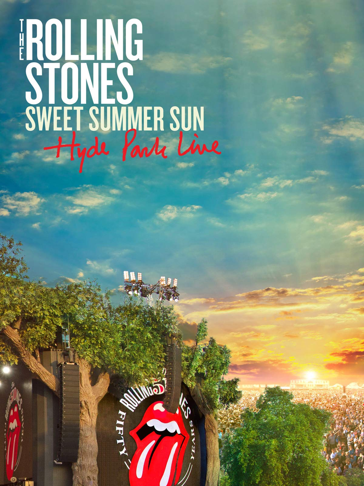 The Rolling Stones Sweet Summer Sun Hyde Park Live on Amazon Prime Video UK