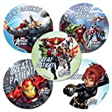 SmileMakers Avengers Patient Stickers - 100 Per Pack