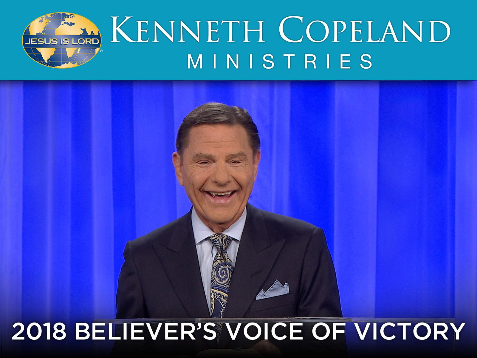 Kenneth Copeland 2018 - Season 10