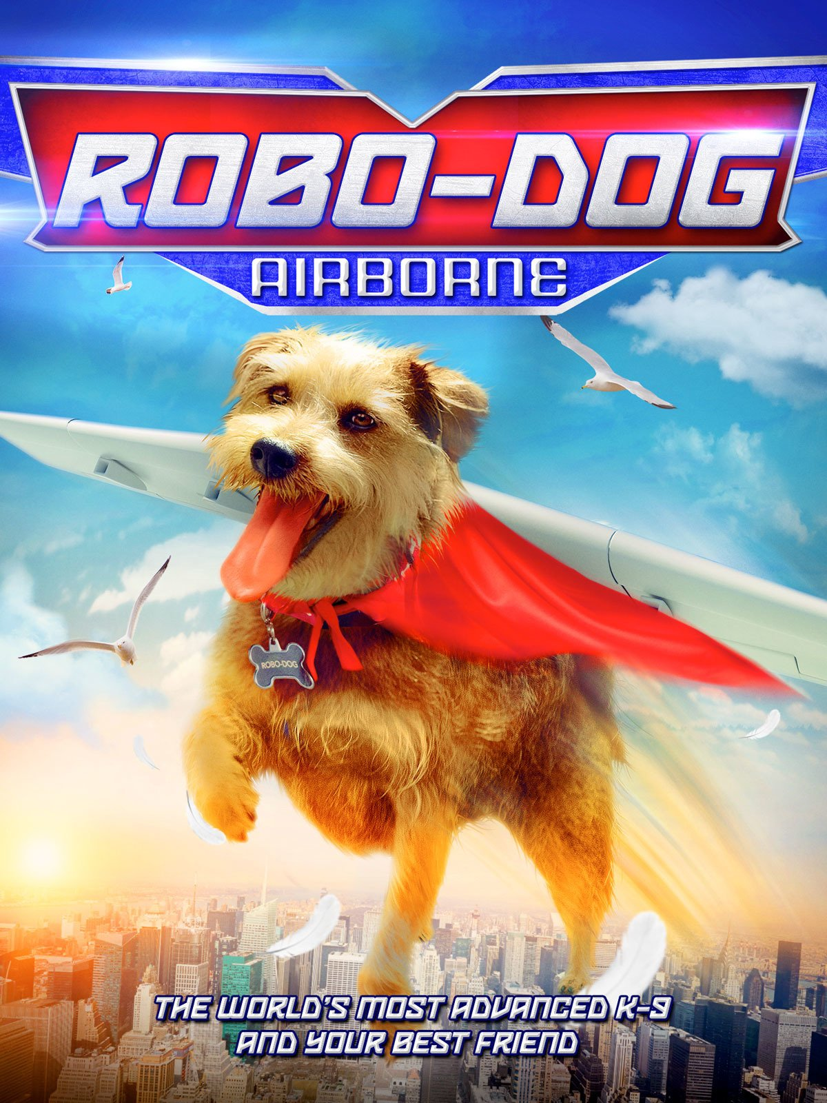 Robo-Dog: Airbourne