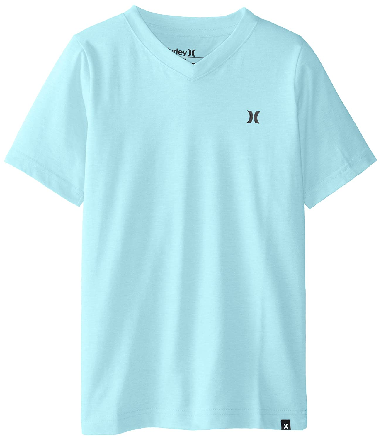 Hurley Big Boys' Staple T-Shirt электрокамин real flame corsica wt очаг fobos lux bl s