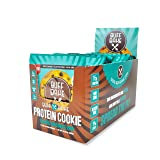 Protein Cookies - 16 Grams of Whey Protein, Gluten Free, Non-GMO and Great Source of Fiber (Classic Chocolate Chip Cookie, 12 Count, 2.82 oz) (Tamaño: 12 Cookies)