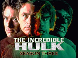 The Incredible Hulk Season 3