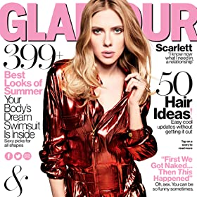 Glamour Magazine  (Kindle Tablet Edition)