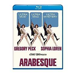 Arabesque [Blu-ray]